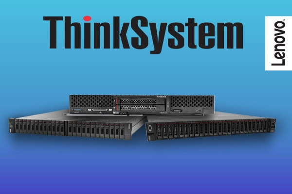 Lenovo ThinkSystem Storage Products